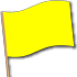 Flag is Yellow